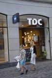 DENMARK_TDC LICENZIANO 800 PERSONALE Fotografia Stock