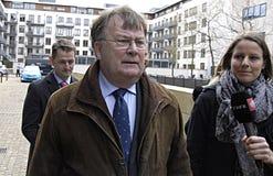 DENMARK_venstre liberal party Royalty Free Stock Photos