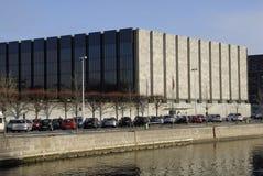 DENMARKS NATIONAL BANK Stock Afbeelding