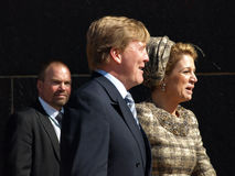 Denmarks Queen Margarethe's 70th birthday Royalty Free Stock Photos