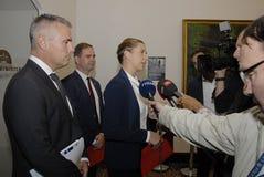 DENMARKSS ÅRLIGA DELSTATSBUDGET 2017 OCH UTÖVER PLAN Arkivbilder