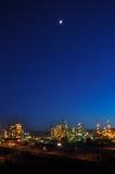 Denver olje- raffinaderi Fotografering för Bildbyråer