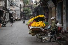 Denna är en fridsamma Hanoi Royaltyfria Foton