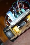 Denna är min robot i Sri Lanka arkivfoton