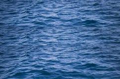Denna abstrakcjonistyczna morze wzoru tekstura Zdjęcia Stock