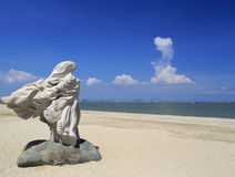 Denna bogini statua Zdjęcie Royalty Free