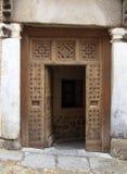 Denna dörr behöver en inclinometer Royaltyfri Bild