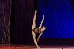 Denna eviga balettsaga Royaltyfria Foton