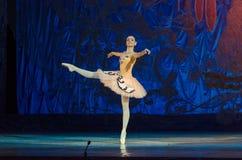 Denna eviga balettsaga Fotografering för Bildbyråer