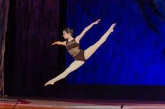 Denna eviga balettsaga Arkivbild