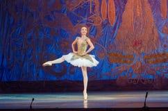 Denna eviga balettsaga Arkivbilder