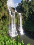 Denna härliga vattenfall som gemensamt är bekant som SHUKNACHARA, FALLER Fotografering för Bildbyråer