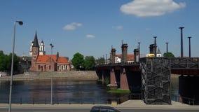 Denna Kaunas gamla stad Royaltyfria Foton