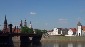 Denna Kaunas gamla stad Royaltyfri Foto