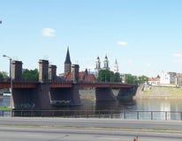 Denna Kaunas gamla stad Royaltyfri Bild