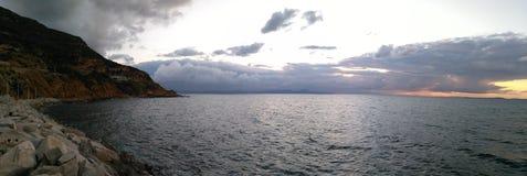 Denna panorama Zdjęcia Stock