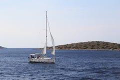 Denna wycieczka turysyczna w Chorwacja Zdjęcie Royalty Free