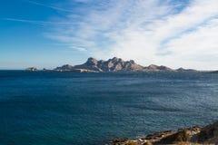 Denna wyspa Jarre Zdjęcia Royalty Free