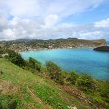 Dennery Bay - Saint Lucia Stock Image