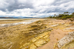 Dennes Point Bruny Island Royalty Free Stock Photography