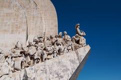 Denni odkrycie pomnikowi Zdjęcia Royalty Free