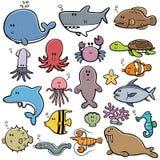 Denni zwierzęta Obrazy Stock