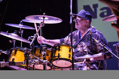 Dennis Chambers live Stock Photography