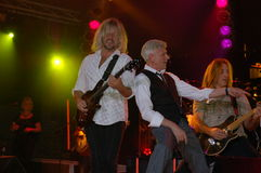Dennis DeYoung in Blue Ash Royalty Free Stock Photo