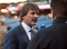 Dennis Eckersley Stock Image