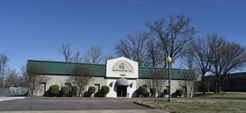 Dennis Electric Company, Memphis, TN fotografia royalty free