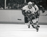 Dennis Potvin, New York Islanders Stock Images
