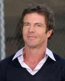 Dennis Quaid. Walk of Fame Ceremony Hollywood Walk of Fame Los Angeles, CA November 16, 2005 Royalty Free Stock Photo