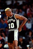 Dennis Rodman, San Antonio Spurs Stock Images