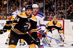 Dennis Seidenberg Boston Bruins Stock Image
