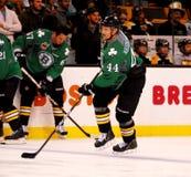 Dennis Seidenberg Boston Bruins Royalty Free Stock Images