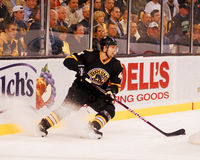 Dennis Seidenberg Boston Bruins Stockbilder