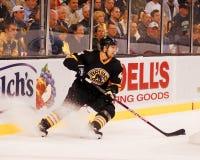 Dennis Seidenberg Boston Bruins Imagens de Stock