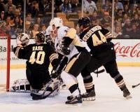 Dennis Seidenberg, Boston Bruins defenseman. Stock Photo
