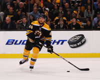 Dennis Seidenberg Boston Bruins Royalty Free Stock Photos