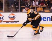 Dennis Seidenberg, Boston Bruins defenseman. Royalty Free Stock Photography