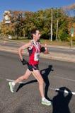 Dennis Simonaitis - 2010 Twin Cities Marathon Royalty Free Stock Images
