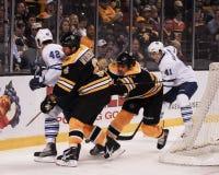 Dennis Wideman, Boston Bruins Royalty Free Stock Photography