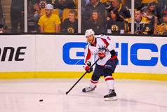 Dennis Wideman Washington Capitals Royalty Free Stock Image