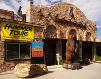 Denny's Wigwam, Kanab, Utah, USA Royalty Free Stock Image
