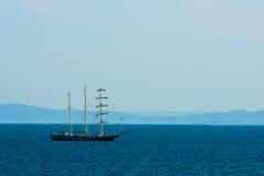 denny żeglowanie statek Zdjęcia Royalty Free