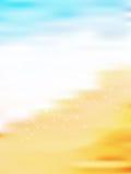 Denny lato krajobrazu tło Fotografia Stock