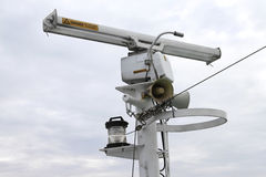Denny radar Obrazy Stock
