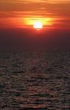 denny słońca obraz stock