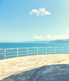 Denny widok Od latarni morskiej Zdjęcia Stock