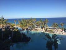Denny widok w Fuerteventura Obraz Royalty Free
